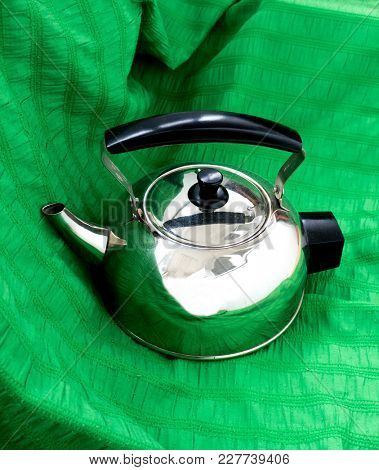 The Electric kettle.