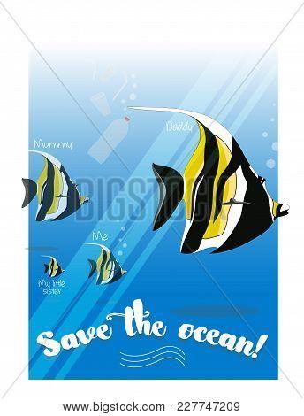 World Water Day Design Printable Vector Illustration.