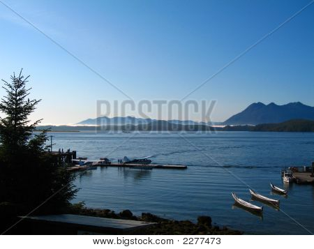 A View On Clayoquot Sound