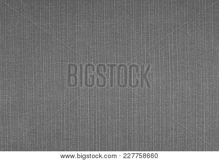 Coarse Woven Fabric Background