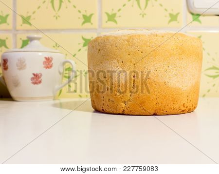 Loaf of bread.