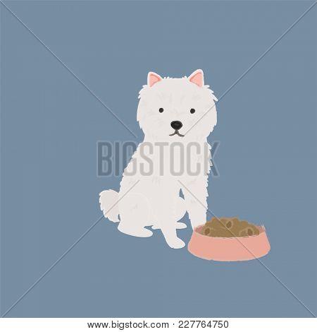 Illustration of per dog
