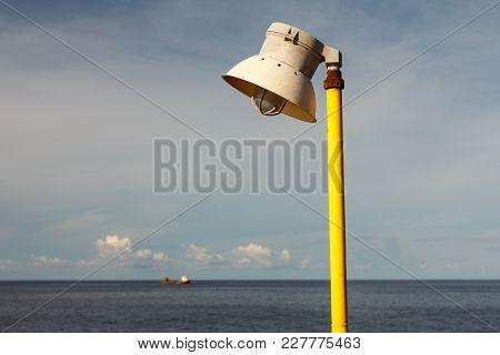 Lighting Industrial In Sea Offshore,lighting For Working Platform