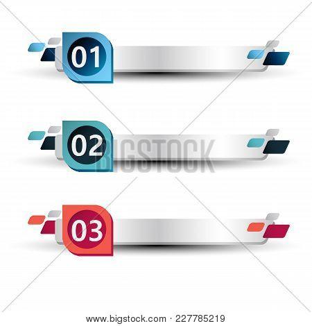 Banner Modern Desing Template Illustration Vector Image