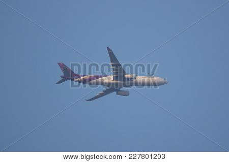 Airbus A330-300 Of Thai Airway  Airline