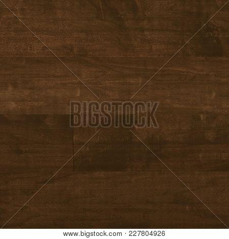 Scrape Walnut Wood Floor Texture Background Decor