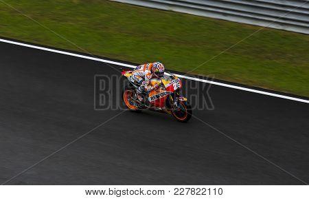Dani Pedrosa Of Spain And Repsol Honda Team