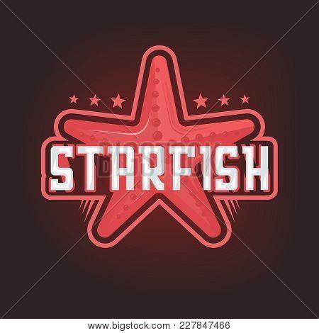 Starsfish Sport Logo Design Template For Any Sport Team