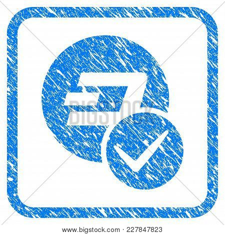 Valid Dashcoin Rubber Seal Stamp Watermark. Icon Vector Symbol With Grunge Design And Corrosion Text