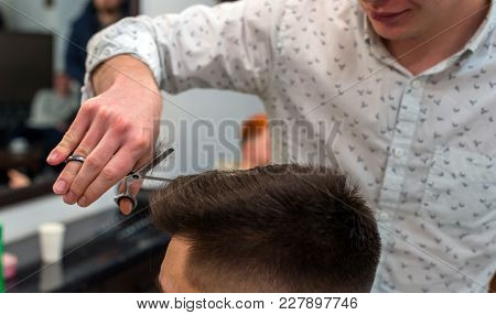 Men's Haircut Machine