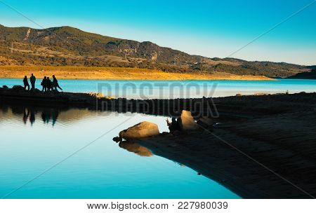 Artificial Lake, Reservoir,