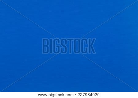 Blue Paper Background. High Quality Texture In Extremely High Resolution