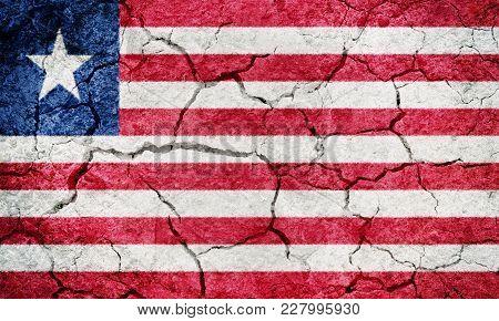 Republic Of Liberia Flag