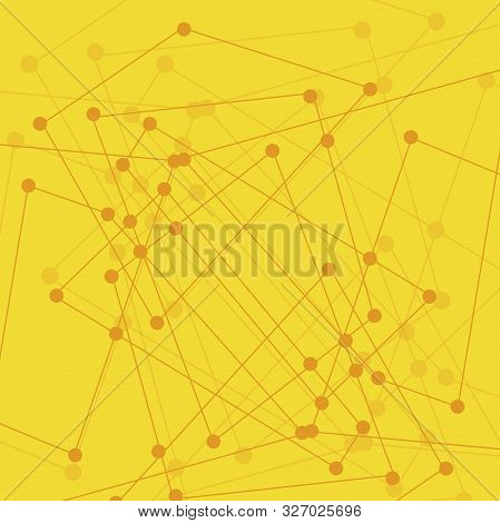 Isolated Colorful Chemical Cells Logo. Genetic Engineering Nanotechnology Medical Clinic. Pharmaceut