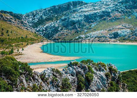 Gorg Blau, Artifical Lake, Water Supply Mallorca