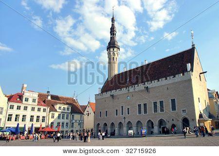 Tallinn City Hall
