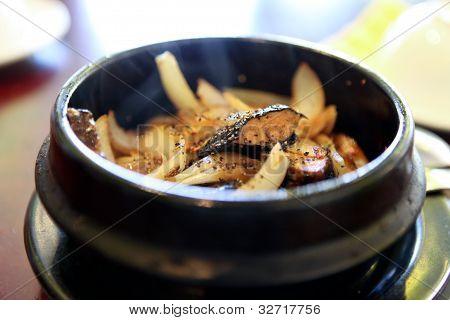 Vietnamese Vegetarian Caramalized Fish Pepper