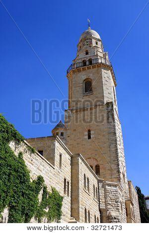 Dormition abbey, Jerusalem