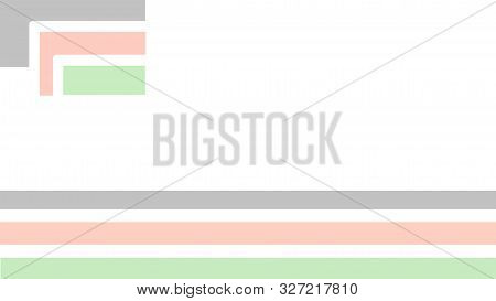 Nairobi, Kenya - October 11: Background With Kenya Flag Colors In Low Opacity Designed On October 11