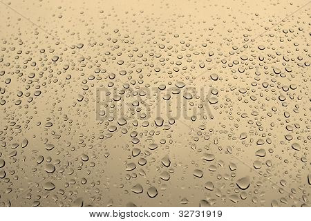 water drops backround