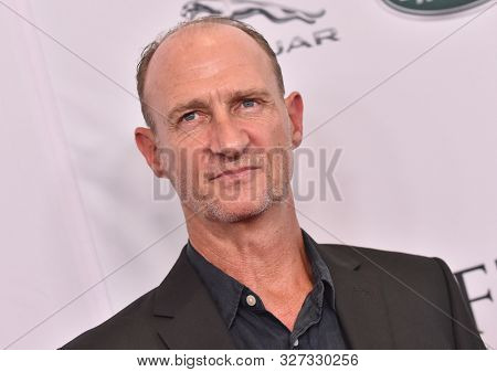 LOS ANGELES - SEP 21:  Stuart Bowman arrives to the BAFTA Los Angeles and BBC America TV Tea Party  on September 21, 2019 in Hollywood, CA