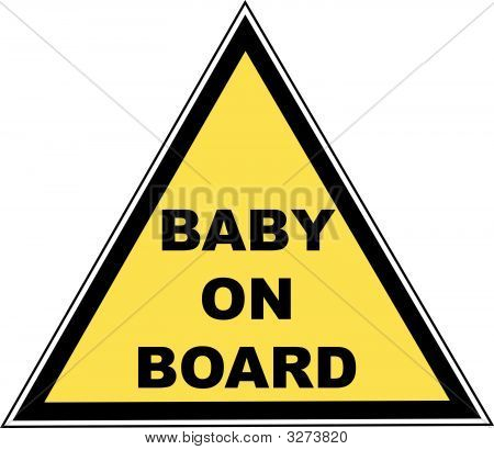 Sign Baby On Board