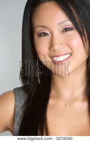 Pretty Asian Girl