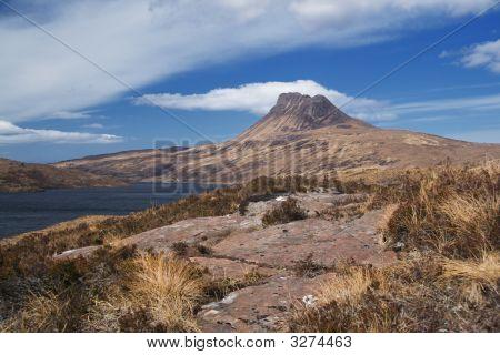 Stac Pollaidh Hill