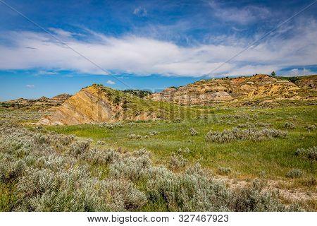 Theodore Roosevelt National Park North Unit