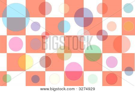 Checkers And Bubbles
