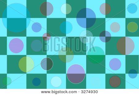 Cool Checkers  Bubbles
