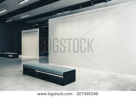 Modern Exhibition Hall