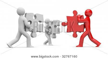 Partnership or leadership