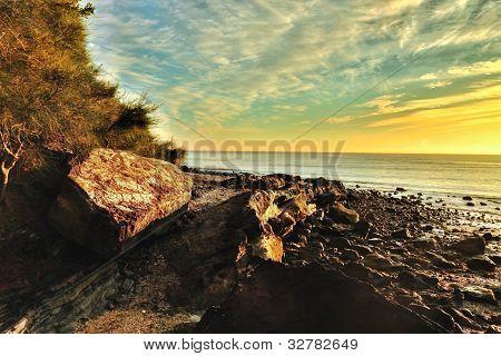 brisbane beach
