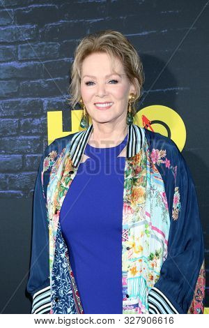 LOS ANGELES - OCT 14:  Jean Smart at the HBO's Watchman Premiere Screening at the Cinerama Dome on October 14, 2019 in Los Angeles, CA