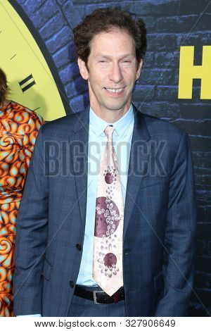 LOS ANGELES - OCT 14:  Tim Blake Nelson at the HBO's Watchman Premiere Screening at the Cinerama Dome on October 14, 2019 in Los Angeles, CA