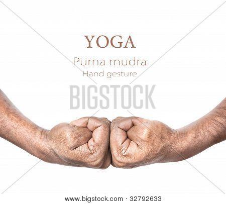 Yoga Purna Mudra