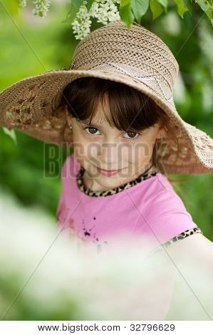 Sweet Girl In The Hat