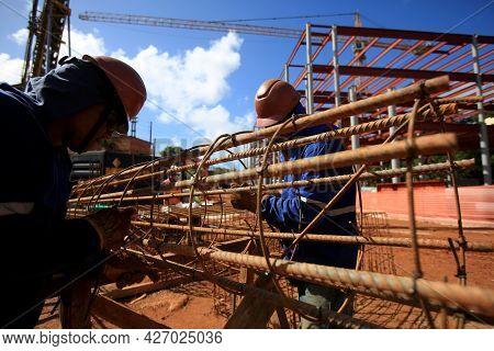 Civil Construction Work In Salvador