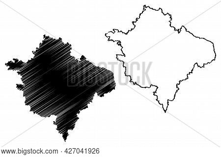 Neumarkt District (federal Republic Of Germany, Rural District Upper Palatinate, Free State Of Bavar