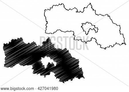 Neustadt An Der Waldnaab District (federal Republic Of Germany, Rural District Upper Palatinate, Fre