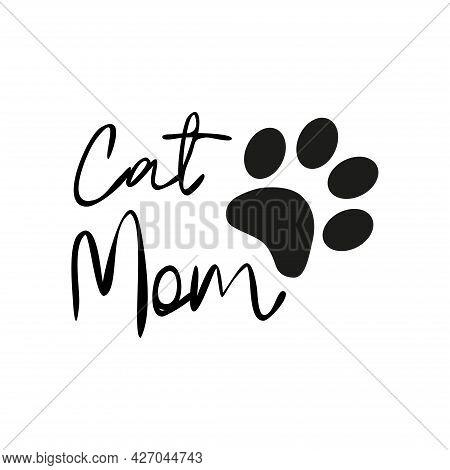 Best Dog Mom Ever, Typography Lettering Design, Printing For T Shirt, Banner, Poster, Mug