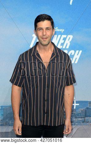 LOS ANGELES - JUL 15:  Josh Peck at Disney+