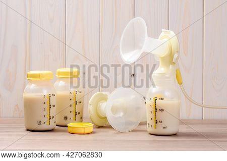 Breast Pump Set (with Milk)