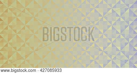 Multicolored Gradient Background With Diamond Shaped Texture.