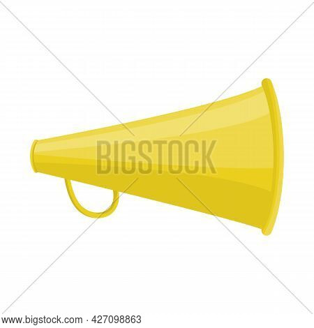 Vector Design Of Loud And Megaphone Logo. Web Element Of Loud And Shout Stock Symbol For Web.