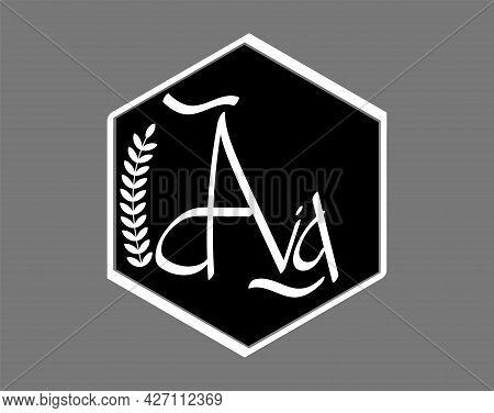 Initial Handwritten David Name Initial Design, Dv Handwritten Logo For Identity Elegant Logo Design,
