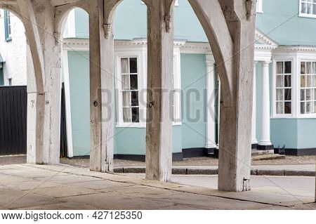Dunmow, Thaxted, Essex, Uk Great Dunmow Is An Ancient Market Town In North-west Essex With An Estima