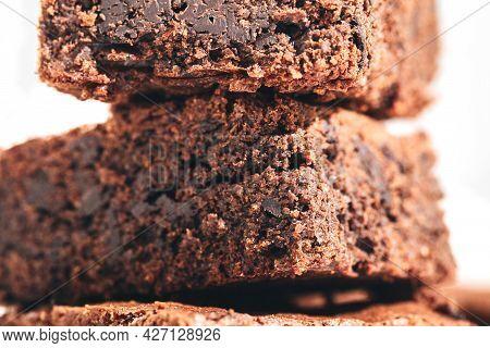 Chocolate Brownie Fudgy Delicious Dessert Cake Pudding Recipe