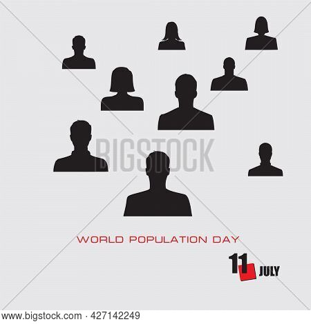 The Calendar Event Is Celebrated In July - World Population Day